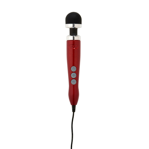 Doxy Die Cast 3 Massager - Candy Red