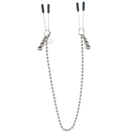 Fifty Shades Darker At Mercy Chained Nipple Clamps