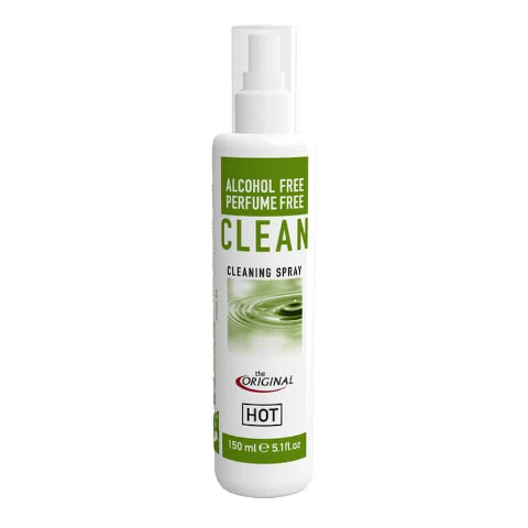 Hot Clean Alcohol-Free Spray - 150ml