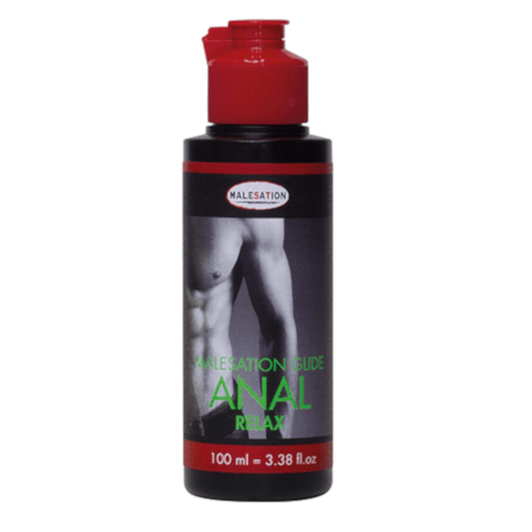 Malesation Anal Relax Water-based Lube - 100ml