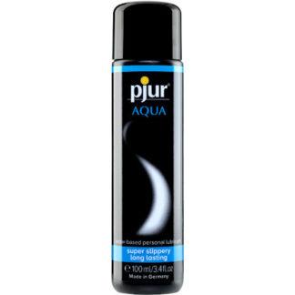 Pjur Aqua Premium Water-Based Personal Lubricant - 100ml