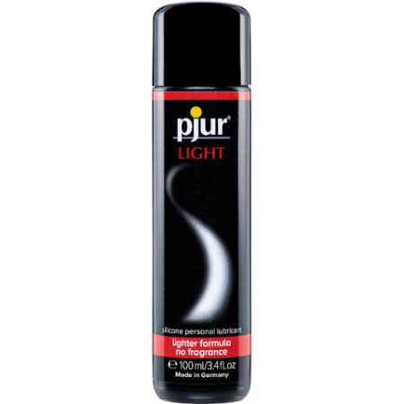 pjur light silicone personal lubricant 100ml
